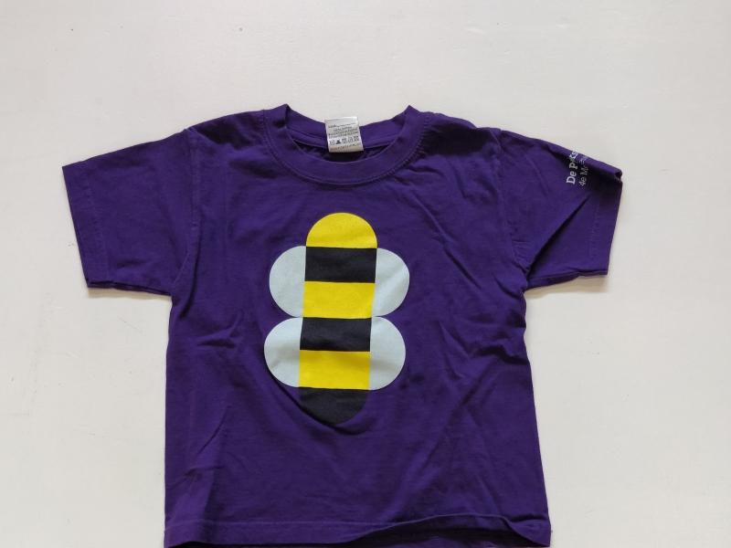 T-shirt bij maat XXL